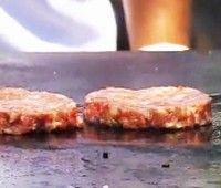 Hamburguesas de pollo: Receta de Cocineros Argentinos
