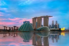 Los mejores destinos para tu luna de miel Singapur