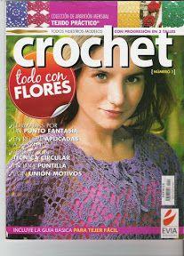 Crochet Evia - Todo con Flores - Alejandra Tejedora - Picasa Web Albums