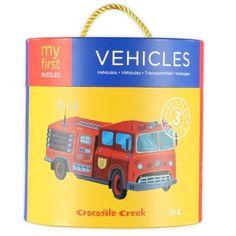 Crocodile Creek 3 puzzel box