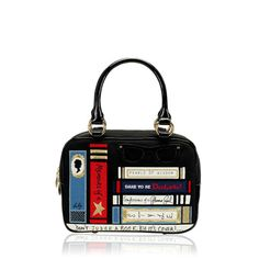 Lulu Guiness Jenny bag, defo cheaper to amke than buy, plus if I do the work myself I can correct the typo. :)