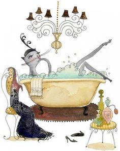 Janice Nadeau, Canadian Illustrator