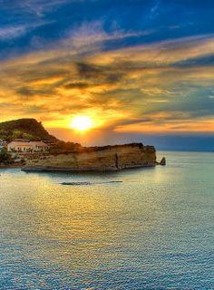 Corfu Island, Greece: