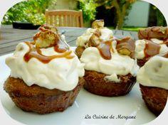 Cupcakes au balisto