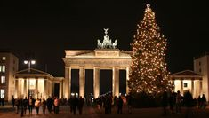 Christmas in Germany- went to Berlin in Dec last year so pretty