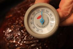 If you're looking for a juicy, flavorful cut of beef, try making a BBQ sirloin tip roast on the grill. Use indirect heat to prevent meat from drying out. Bbq Roast Beef, Sirloin Tip Roast, Grilled Roast, Sirloin Tips, Cooking Timer, Barbecue, Barbacoa, Bbq, Outdoor Parties