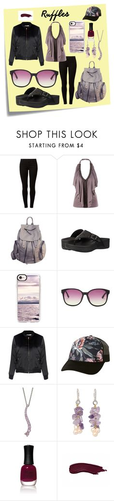 """""""Untitled #1697"""" by moestesoh ❤ liked on Polyvore featuring Post-It, Dorothy Perkins, Vionic, Casetify, Diesel, Glamorous, Billabong, NOVICA and Charlotte Russe"""