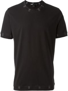 Y-3 Stitch Detail T-Shirt. #y-3 #cloth #t-shirt