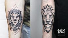 tatuagem de leão, desenho leão, tatuagem potilhada, tatuagem aquarela, alex cursino, inspirações, como fazer, grooming, blog de moda masculina, menswear, dicas de moda para homens (14)-horz