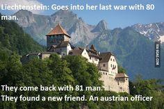Liechtenstein. A true story.