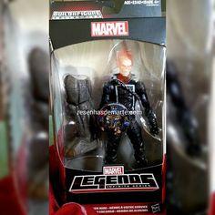 Marvel Legends Infinite Rhino Series Ghost Rider  #Marvel  #legends #Ghost #rider  #hasbro #Action #Figures  #comics  #bonecos