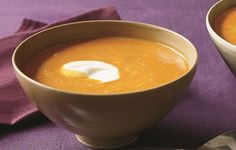 Roasted Pepper & Sweet Corn Soup - 4-Ingredient Healthy Soup Recipes With Packaged Foods - Prevention.com
