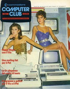 Commodore Computer Club Magazine 1982 Italy