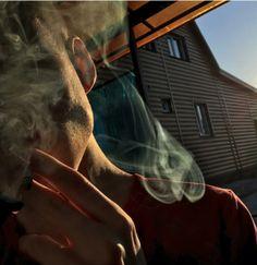 smoke pierced the air Smoke Photography, Boy Photography Poses, Daddy Aesthetic, Aesthetic Photo, Bad Boys, Cute Boys, Rafael Miller, Cigarette Aesthetic, Kwon Hyuk
