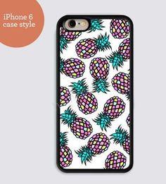 iphone 6 cover,art iphone 6 plus,Cartoon Pineapple colorful IPhone 4,4s case,color IPhone 5s,vivid IPhone 5c,IPhone 5 case 51