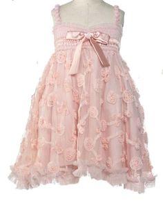 Luna Luna Copehangen Tulleries Rosebud Girls Dress