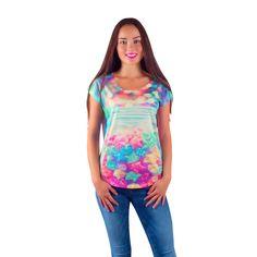 Tie Dye, T Shirt, Tops, Women, Fashion, Supreme T Shirt, Moda, Tee Shirt, Fashion Styles