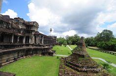 A day at Angkor Wat