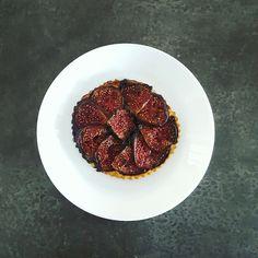 Une recette ultra simple et un délice pour qui aime les figues...