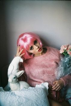 tess yopp. I desperately want to invest in some pink wigs. :3