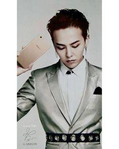 """G-Dragon for """"OPPO"""" Phone Cameras [PHOTO] - bigbangupdates"""
