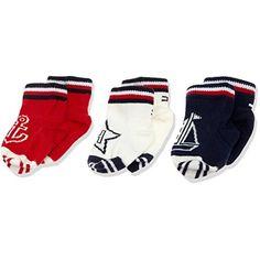 Tommy Hilfiger Unisex Baby Socken Newborn Giftbox