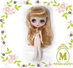 Stockings for Middie Blythe white. by littlecloth on Etsy
