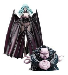 Buy Action Figure - Berserk Movie Action Figure 2-pack - Figma Slan & Figfix Conrad Wave 01 - Archonia.com