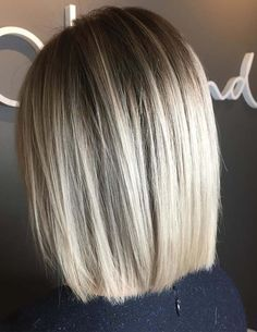 15 Lovely Blonde Balayage Medium Length Haircuts for 2018. Balayage is one of the most demanding hair color ideas after the hottest ombre shades and hair colors. Since last few years it is considered essential color in hairstyling industry. Most of the women do wear these balayage blonde highlights in 2018. So we've tried our best to share the best shades of this hair color.
