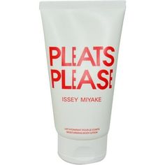 Pleats Please By Issey Miyake By Issey Miyake Body Lotion 5 Oz Body lotion 5 oz design house: issey miyake year introduced: 2012 fragrance notes: pear peony sweet pea indole patchouli recommended use: casual Issey Miyake Women, Scented Oils, Aromatherapy Oils, Body Lotion, Bath And Body, Moisturizer, Fragrance, Perfume, Peony