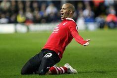 Adlene Guedioura - Nottingham Forest FC