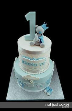 *cake inspired by Royal Bakery :)
