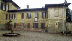 Villa Massari - Ala est-prospetto su corte nobile  | Corbetta