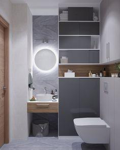 Bathroom Lighting, Vanity, Mirror, Interior, House, Furniture, Home Decor, Bathroom Light Fittings, Dressing Tables