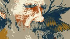 The Descent of Man on Behance
