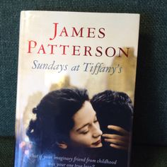 James Patterson Book