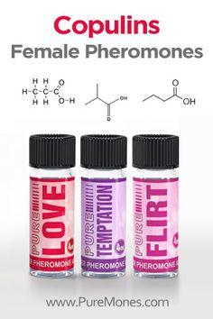 Pheromone Products for Women with Copulins #pheromone #attraction #pheromones