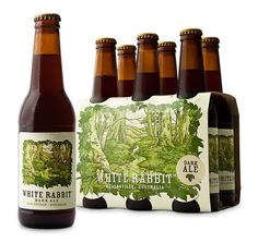 White Rabbit Brewery Packaging