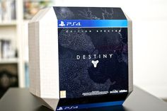 [Unboxing] Destiny Edition Ghost Collector