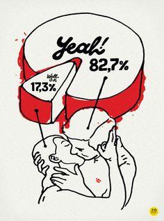 Graphisms by Nebojsa Cvetkovic, via Behance