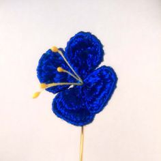 Flower Lapel Pin by ashdel on Etsy