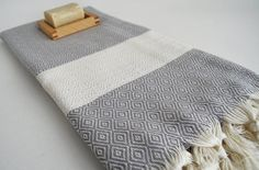 A peshtemal is a Turkish traditional towel used in the Turkish baths. It is also used to specify which region people are from and is a part of a deep