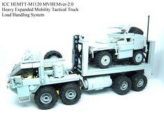 https://flic.kr/p/r35g4G | ICC HEMTT M1120 | Load Handling System Combat Cargo Truck