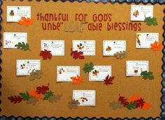 Unbe-leaf-able blessings
