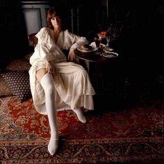 Anni-Frid Lyngstad always sexy photoshoot. #Anni-Frid Lyngstad #frida #abba #redhead