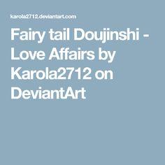 Fairy tail Doujinshi - Love Affairs by Karola2712 on DeviantArt