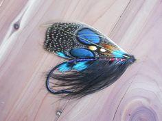 Blue eyed Monster, Salmon Fly