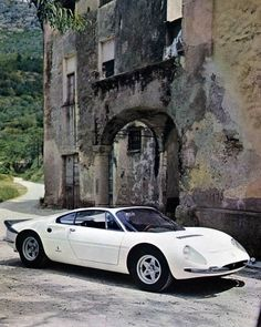 Ferrari 365 P Berlinetta Speciale (Pininfarina), 1966