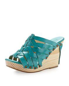 Bed Stu - I want turquoise shoes