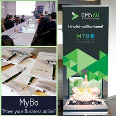 """Gestern ist unsere Eventreihe """"MyBo – Move your Business online"""" gestartet! 😉 Thema: #Suchmaschinenoptimierung für B2C-Unternehmen. Weiter geht's im März und April mit den Themen #Suchamschinenwerbung und #SocialMediaMarketing! Check it out >> www.omsag.de/mybo-events-2017  #events #event #veranstaltung #veranstaltungen #omsag #seo #online #onlinemarketing #digital #digitalmarketing #marketing #google #googleadwords #adwords #suchmaschinenmarketing #anzeigenwerbung"""